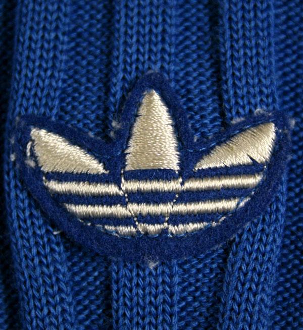画像3:  ◆70sヴィンテージadidasニットジャケット【西ドイツ製】